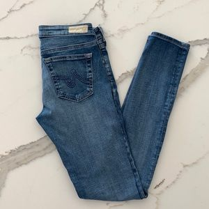 AG Adriano Goldschmied Super Skinny Jeans 26R